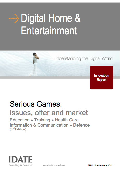 LudoScience - Scientific research laboratory dedicated to videogames